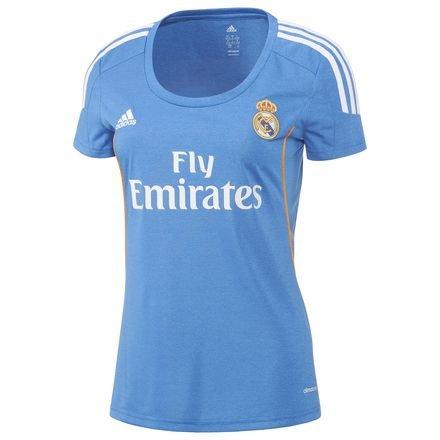 Real Madrid adidas Damen Trikot G80807 (Trikot Real Madrid Damen)