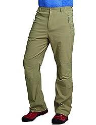 Regatta Mens Fellwalk Outdoor Stretch Walking Trousers RMJ129 Grey
