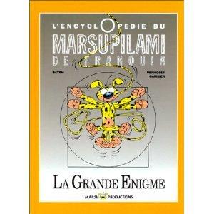 L'Encyclopédie du Marsupilami, hors série