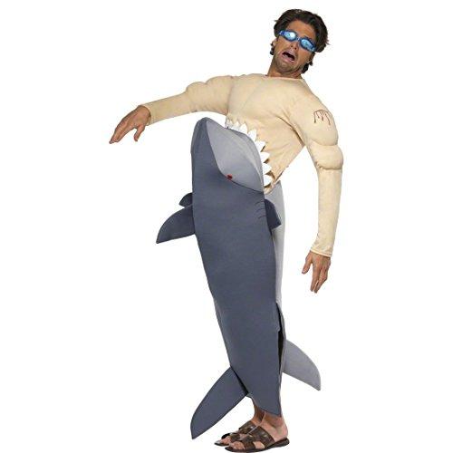 er Kostüm Hai Tierkostüm M/L ()