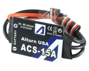 ACS-15A - Brushless Motor Speed Control