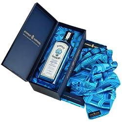 Gin Bombay Sapphire Holly Fulton w/scarf 1L