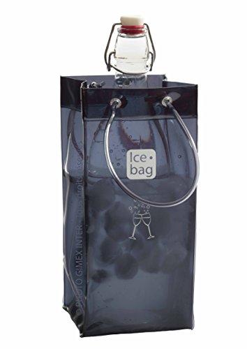 gimex-17417-ice-bag-basic-rafraichisseur-1-bouteille-gris-fumee-30-x-1-x-15-cm