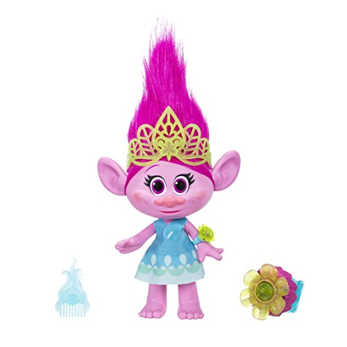 Trolls Dream Works Hug Time Poppy Muñeca