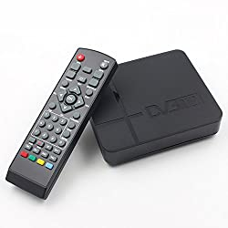 Soldmore7 1080p Freeview Hd Set Top Box 3d Digital Video Terrestrial Mpeg4 Pvr Receiver, Usb Hd Recorder Dvb-t2 Hd Terrestrial Tuner Analogue To Digital Television Converter