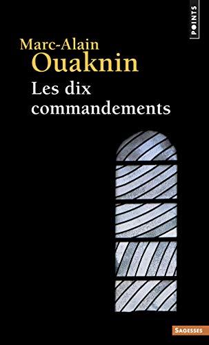 Dix Commandements(les) (Points Sagesses) por Marc-Alain Ouaknin