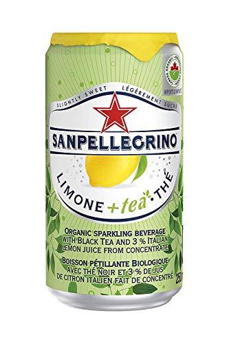 San Pellegrino Lemon Iced Tea Cans 24 x 250ml