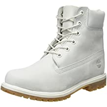 timberland scarpe bianche