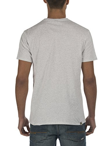 Bench Herren T-Shirt Inflamed Grau (Pale Grey Marl GY155X)