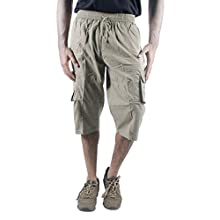 a3790d241e597 Men Cargo Shorts 3/4th Price List in India, Cargo Shorts 3/4th for ...