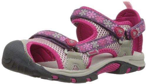 Kamik JETTY, Unisex-Kinder Geschlossene Sandalen, Pink (FUSCHIA/FUS), 38 EU (Sandale Jetty)