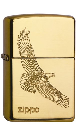 Zippo 1150001 Nr. 254B Eagle Brass
