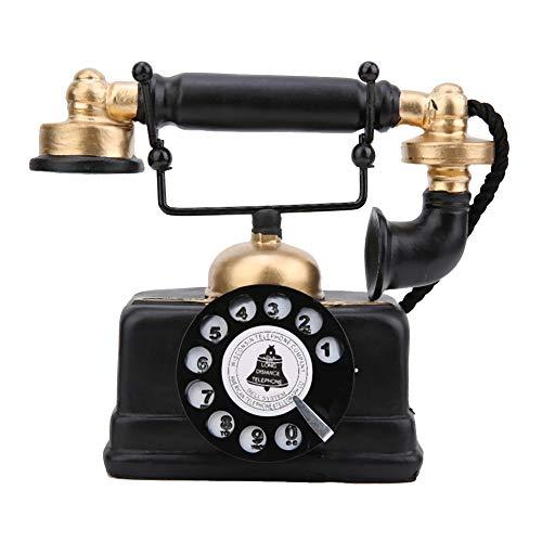 Hakeeta Teléfono Decorativo Antiguo