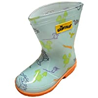 Childrens/Kids Footwear Gruffalo PVC Wellington Boots With Bottom Shoe Grip, Various Sizes