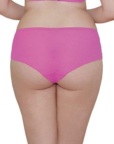 Curvy Kate Florence Short, Mutande Donna Pink (Shocking Pink)