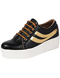 ABJ Fashion Fashionable & Stylish Smart Casual Sneakers For Women's