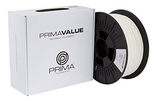 PrimaValue™ Filament PLA - 1.75mm - 1 kg bobine - Blanc