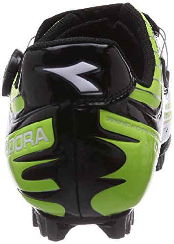 2174 grün VORTEX Unisex Mountainbike X Radsportschuhe Erwachsene schwarz COMP Diadora Mehrfarbig pfvPWqW