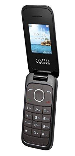 Alcatel 1035X-2AALDE1 onetouch Handy dunkle schokolade