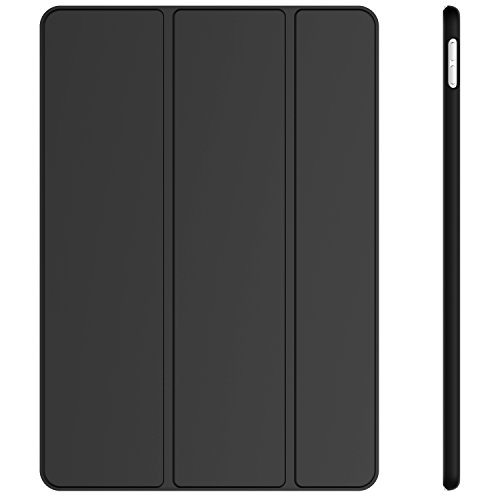 JETech Hülle für iPad Air 10,5 (3. Generation 2019) und iPad Pro 10,5 2017, Schutzhülle mit Ständer Funktion und Auto Schlafen/Wachen, Schwarz