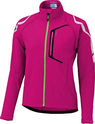 Shimano Damen Fahrradjacke rosa