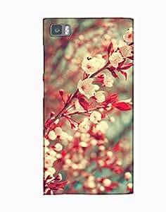 Pick Pattern Back Cover for Xiaomi Mi 3