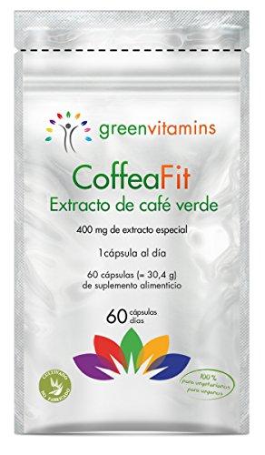 Café verde para reducir la grasa corporal