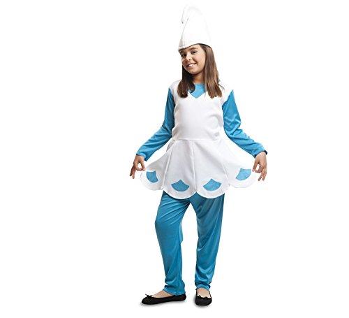 VIVING - Disfraz duende azul3-4 años