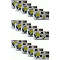 FV-Sonderleistung Heartfelt Love Lot de 15 appareils photo jetables avec flash 400 ASA 27 vues