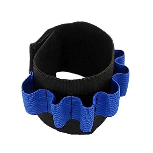 Spielzeug Gun Armband für Nerf Gun softbullet halten kann Soft Bullets Professional Player Outdoor Spiel Equipment in Arena