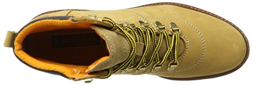 Dockers by Gerli Damen 41ju204-300910 Desert Boots Gelb (Golden Tan)