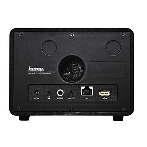 Hama WLAN Radio - Hama IR110 Wireless Lan Internet-Radio