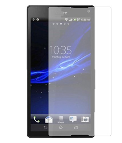 Heartly Protective 2.5D 0.3mm Pro 9H Hardness Toughened Tempered Glass Screen Protector For Sony Xperia C3 Dual Sim D2502 D2533  available at amazon for Rs.199