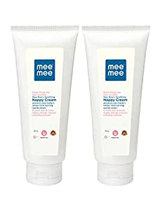 Mee Mee Baby Nappy Cream (Pack of 2, 150g)