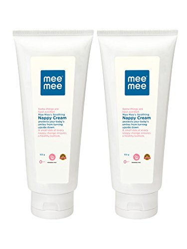 Mee Mee Baby Rash Cream (Pack of 2, 150g)