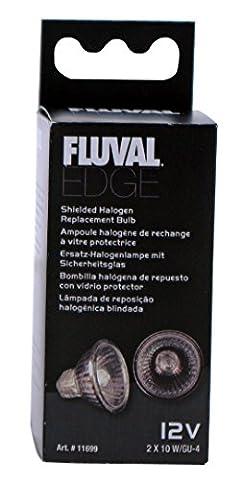 Fluval Edge Edge Ersatz-Halogenlampe 10W, 2er-Pack