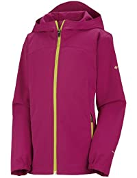 Columbia Sweet Promise Youth Softshell, niña, color rosa, tamaño 152