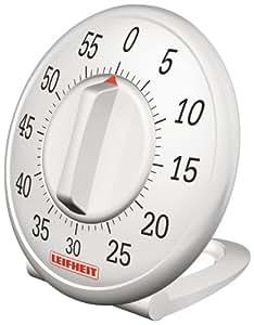 Leifheit 22600 Kurzzeitmesser Signature, Weiß