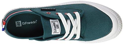 D. Franklin Unisex-Erwachsene Hvk18901 Sneakers Grün (Verde)