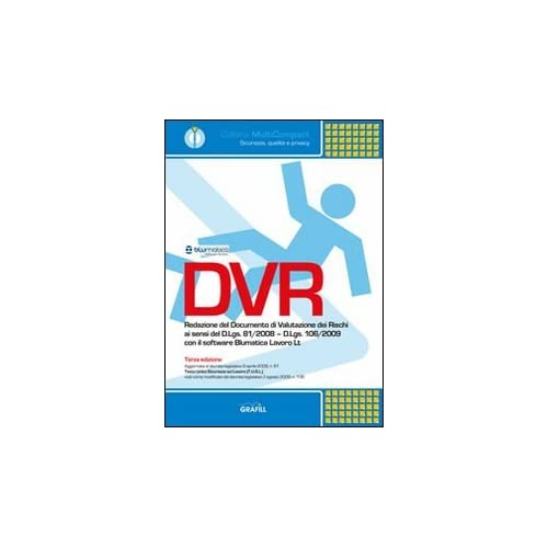 Dvr. Redazione Del Documento Di Valutazione Dei Rischi. Con Contenuto Digitale Per Download E Accesso On Line
