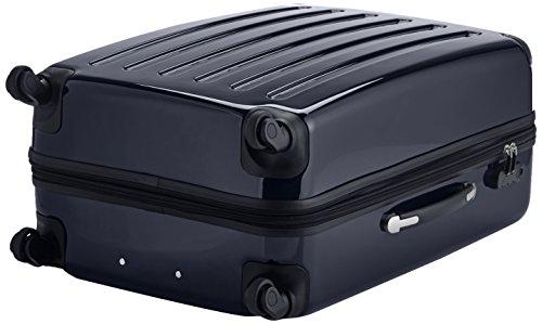 HAUPTSTADTKOFFER  Alex – Koffer Hartschale Schwarz glänzend – 119 Liter - 5