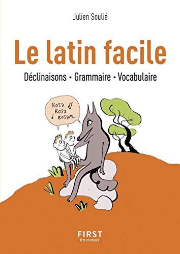 Petit livre - Latin facile par Julien SOULIÉ
