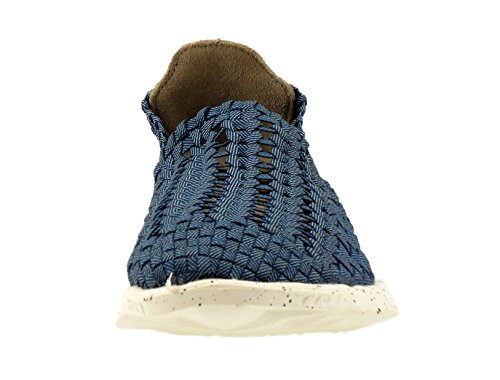 Mocassins Dude Elast canvas - 2 coloris Jean