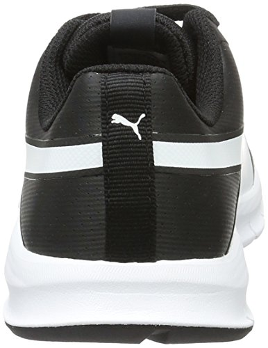 Puma Flexracer Sl, Sneakers Basses Mixte Adulte Noir (Puma Black-puma White 04)