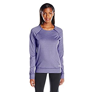 Under Armour Damen Fitness T-Shirt und Tank Cold Gear Loose Crew
