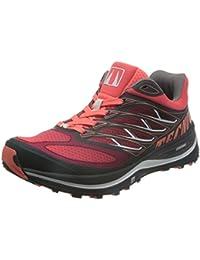 Chaussures Trail Tecnica Rush E-lite Ws Noir Rose