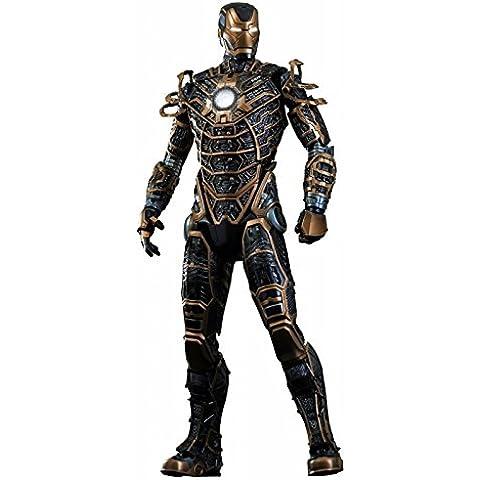 Película Masterpiece Iron Man 3 Iron Man Marcos 41 (Bones) figura de acción de 6.1 escala de plástico -Pintado