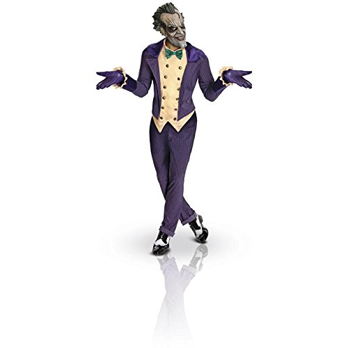 Halloween City Party Kids Kostüme (Rubie 's Offizielles Joker Arkham City,)