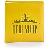 Kenro ciudad serie Memo álbum de fotos, diseño de Skyline de Nueva York, para 200fotos 6x 4