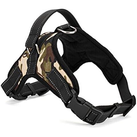 WINOMO Sella Stile Oxford Panno Dog Harness